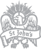 St Johns East Malvern crest