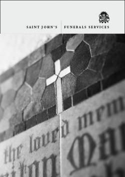 STJ 042 Funeral cover